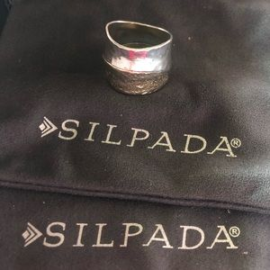 Silpada R3134 - Rain or Shine Ring Size 10